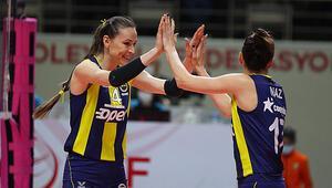 Eczacıbaşı VitrA 0-3 Fenerbahçe Opet