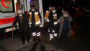 Konyada düdüklü tencerenin patlaması sonucu 2 kişi yaralandı