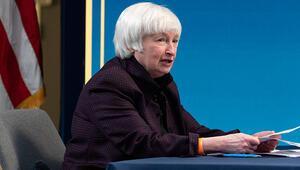 ABD Hazine Bakanı Yellen: Daha fazlasını yapmalıyız