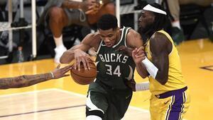 NBAde Gecenin Sonuçları: Antetokounmpo kardeşlerin kapışmasında kazanan Bucks