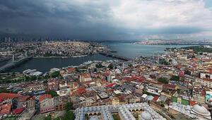 Marmara Bölgesinde parçalı ve çok bulutlu hava bekleniyor
