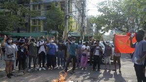 Myanmarda cunta muhalifi siyasetçiler 2008 anayasasını tanımadıklarını açıkladı