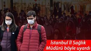 İstanbul İl Sağlık Müdürü Memişoğlundan korkutan sözler: Üçüncü piki yaşıyoruz