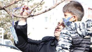 Erzurumda ağaçlar kitap açtı