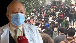 Koronavirüs vaka sayısı 40 bine yaklaştı... Prof. Dr. Akından çarpıcı sözler