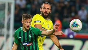 Denizlispor'un Fenerbahçe'ye şansı tutmuyor 2005 yılından beri...