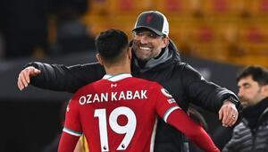 Liverpoolun yardımcı antrenöründen Ozan Kabaka övgü dolu sözler Çok fazla ilerleme gösterdi...