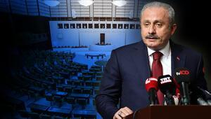Güvenlik soruşturması gerilimi… TBMM Başkanı Şentop: Aynaya bakmasını öneriyorum; pişman ederim