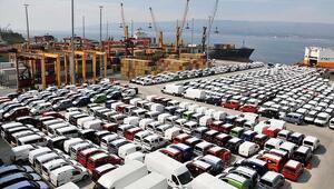 En fazla ihracat otomotiv endüstrisinde gerçekleşti