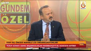 Yusuf Günaydan Fenerbahçeye; Haklı değil, meşru değil, hukuki değil