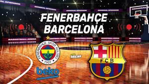 Fenerbahçe Beko Barcelona maçı saat kaçta, hangi kanalda