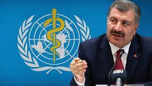 Sağlık Bakanı Fahrettin Koca, Dünya Sağlık Örgütünün medya brifingine katıldı