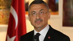 Cumhurbaşkanı Yardımcısı Fuat Oktay: Türkiye olarak üreten bir Kıbrıs istiyoruz