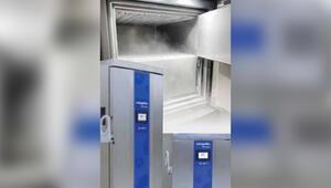 BioNTech aşısına Türk buzdolabı