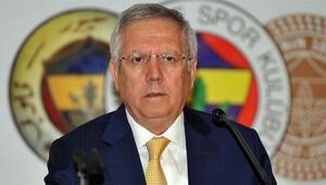 Fenerbahçeden Aziz Yıldırıma teşekkür mesajı