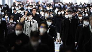 Japonyada koronavirüs paniği Kritik kararı Başbakan Yoşihide duyurdu