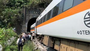 Son dakika haberi: Tayvanda tren raydan çıktı: Ölü sayısı 51e yükseldi