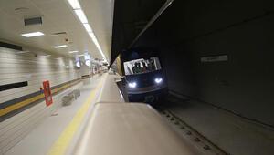 Sabiha Gökçen Havalimanı Metro Hattı Projesinde ilk ray kaynağı yarın yapılacak