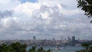 Marmara Bölgesinde sıcaklıkların 2 ila 4 derece artması bekleniyor