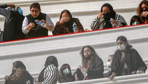 Antalyada otelde korku dolu anlar Müşteriler terasa çıktı
