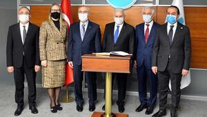 AK Parti Genel Başkanvekili Yıldırım, Menemende partililere seslendi