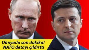 Kremlinden flaş açıklama: NATO ve Ukraynaya uyarı