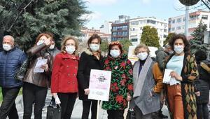 Kanser Haftası dolayısıyla vatandaşlara broşür dağıtıldı
