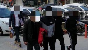 Kuşadasında hırsızlık şüphelilerine operasyon: 2 tutuklama
