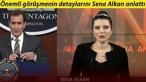 Washington ile Ankara arasında neler görüşüldü