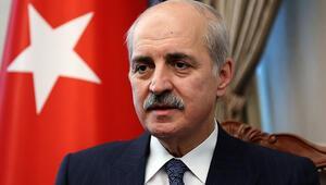 AK Partili Kurtulmuştan Anayasa açıklaması