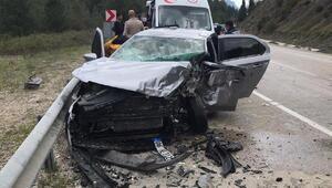Bucakta kaza: 3 yaralı