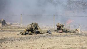 MSB açıkladı Azerbaycan ordusuna yönelik eğitimler devam ediyor