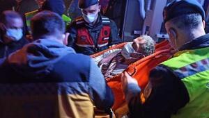 Trabzonda kayıp parkinson hastası bulundu