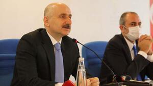 Bakan Karaismailoğlu: Milli Banliyö Tren Seti Projesi başladı