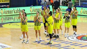 Fenerbahçe Öznur Kablo 86-61 Çankaya Üniversitesi