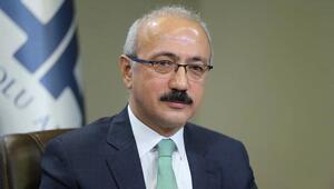 Bakan Elvan, AB üyesi ülkelerin büyükelçileriyle görüştü.