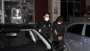 Turgutluda uyuşturucu operasyonu: 3 tutuklama