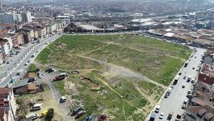 Sınırları taşlarla çevirmişler Sultangazide şaşırtan görüntü