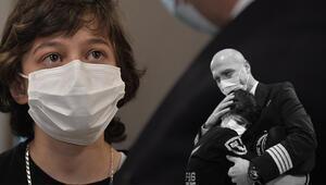 SoloTürk hayranı Safaya hastanede ağlatan sürpriz
