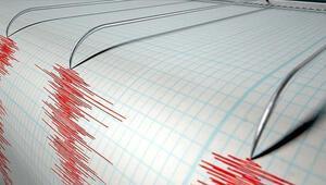 Aydında deprem paniği