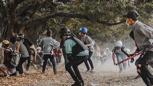 Myanmarda iç savaş riski artıyor