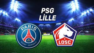 Paris Saint Germain (PSG) Lille maçı saat kaçta, hangi kanaldan canlı yayınlanacak