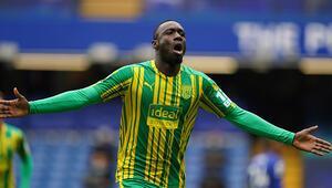 West Bromwichte Mbaye Diagne attı, Chelsea yıkıldı 7 gol...
