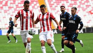 Sivasspor 0-0 Trabzonspor (Maçın özeti)
