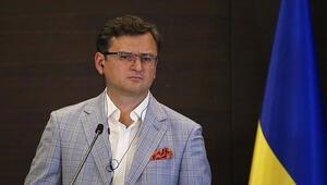 Ukrayna Dışişleri Bakanı Kuleba, AGİT Dönem Başkanı ile sınırlarındaki Rus askeri hareketliliğini görüştü