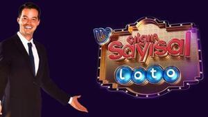 Çılgın Sayısal Loto sonuçları açıklandı Çılgın Sayısal Loto sonuç ekranı millipiyangoonlineda