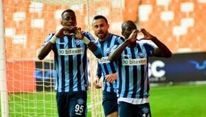 Adana Demirspor: 2 - Ankara Keçiörengücü: 0