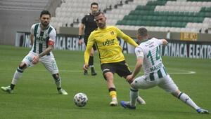 GZT Giresunspor: 0 - İstanbulspor: 0