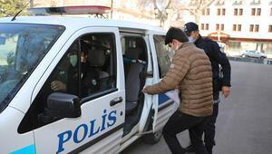 Tokatta MSÜ sınavına gireceklere polis yardımı