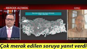 Prof. Dr. Mehmet Ceyhandan çok merak edilen soruya yanıt: Yüzde 90ı yarım saat içinde çıkar